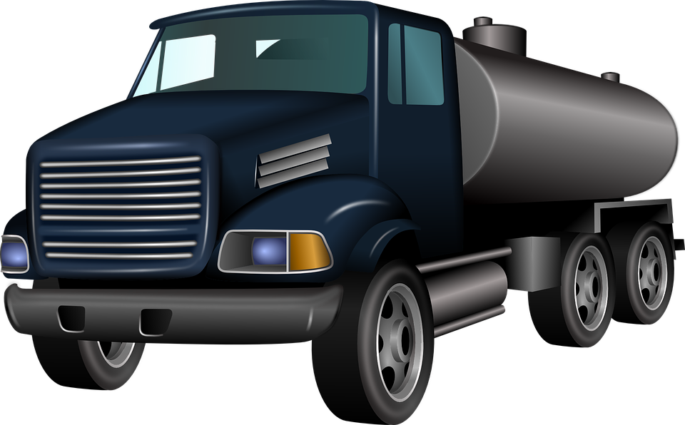 Truck, Transportation, Vehicle, Gasoline, Diesel, Fuel