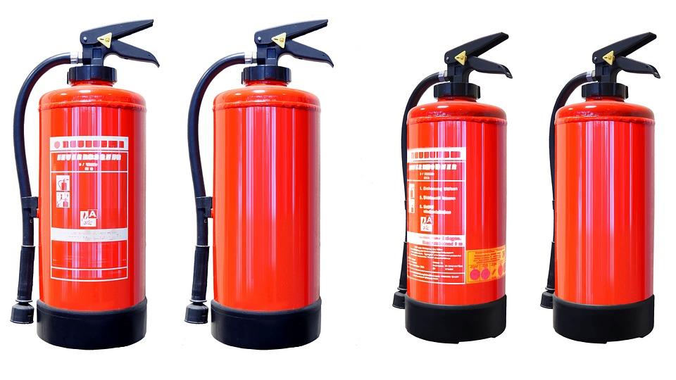 Petrol, Equipment, Fire Extinguisher, Fuel, Container