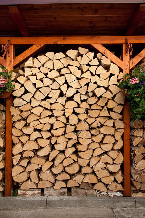 Cut, Energy, Firewood, Fuel, Log, Lumber, Material