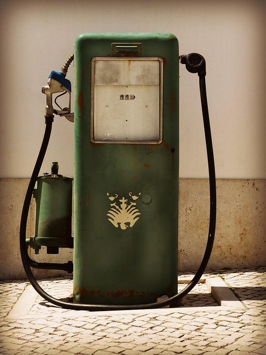 Gas Pump, Petrol Stations, Refuel, Fuel Pump