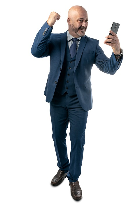 Business, Business Man, Expression, Full Portrait, Guy