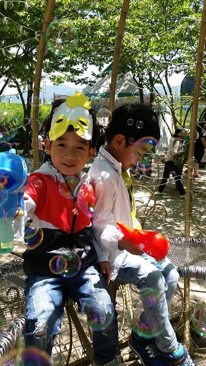 Children's Day, Fun, Do Happiness