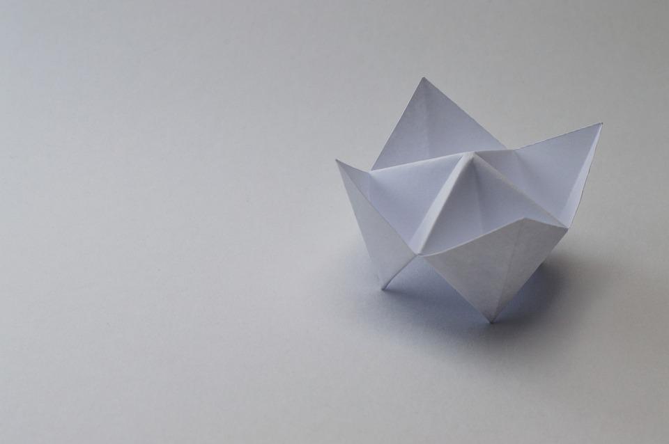 Free Photo Fun Entertainment Game Origami Paper Leaf Fortune Max Pixel
