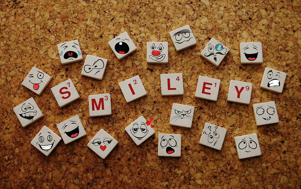 Smilies, Funny, Fun, Faces, Emotions, Emoticon