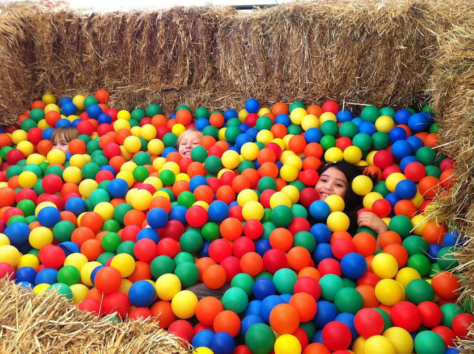 Balls, Colorful, Fun, Kids, Happy, Happiness, Young