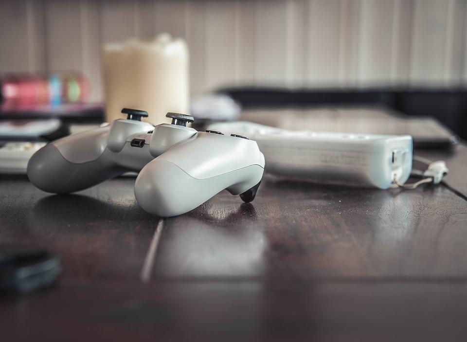 Video Games, Controller, Playstation, Fun