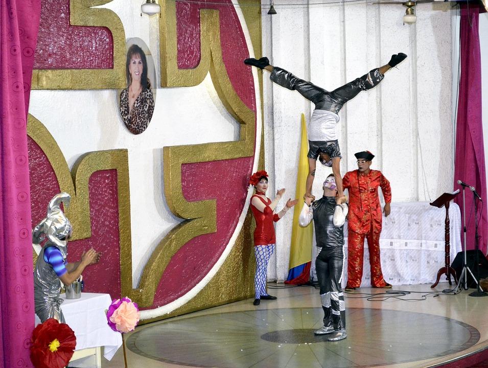 Circus, Show, Fun