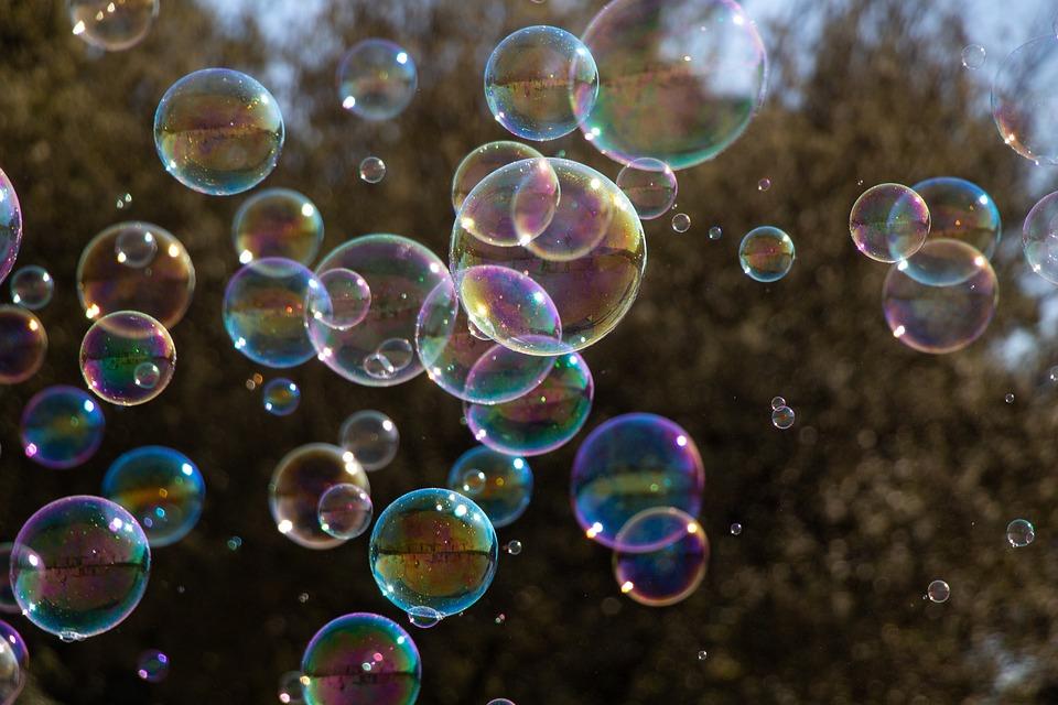 Soap Bubbles, Fun, Colors, Make Soap Bubbles
