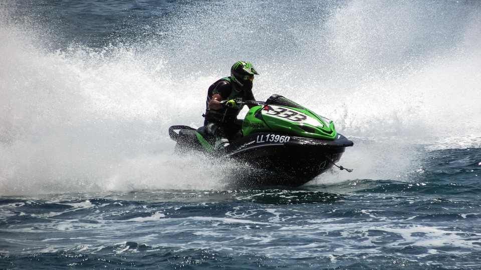 Jet Ski, Sport, Water, Speed, Summer, Fun, Fast