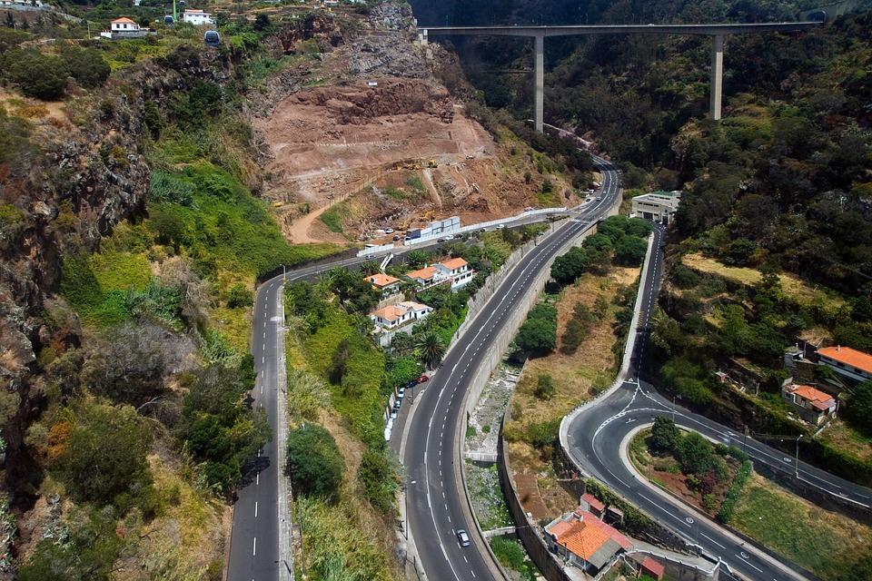Madeira, Funchal, Panorama
