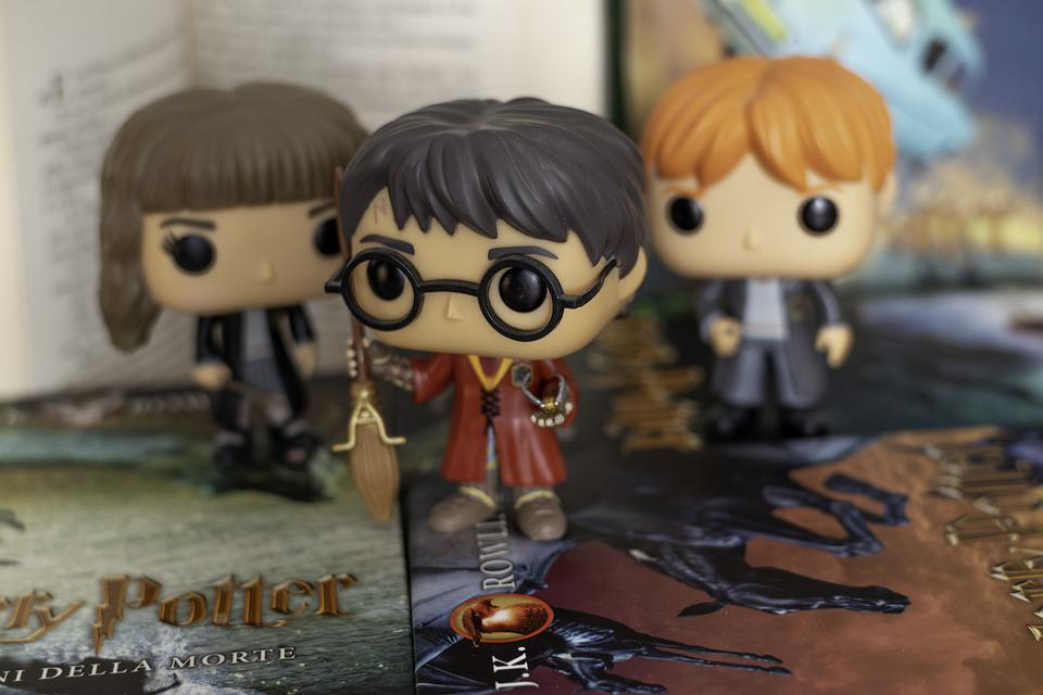 Harry Potter, Fantasy, Wizard, Character, Books, Funco