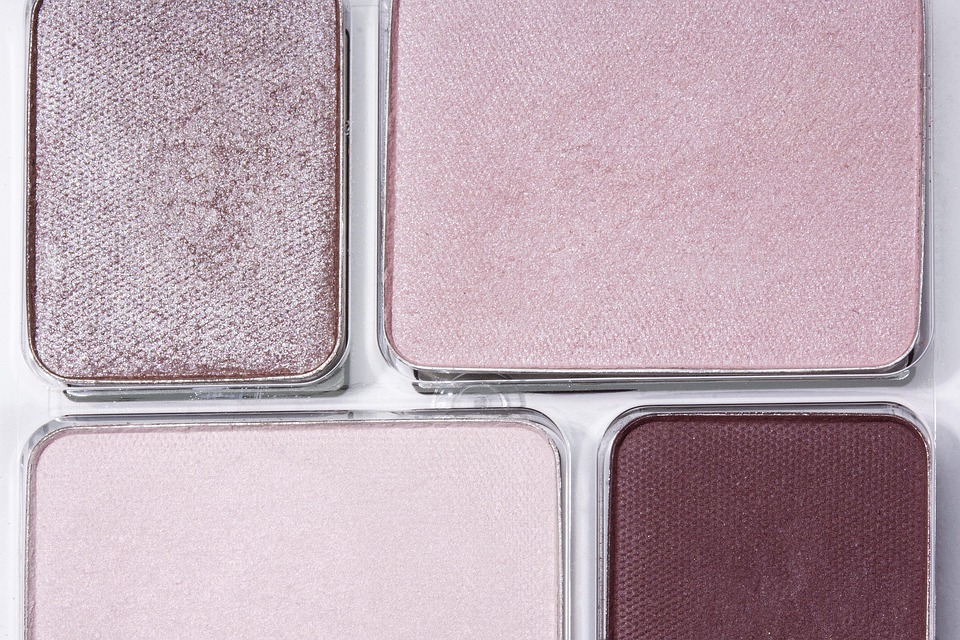 Eye Shadow, Trend, Color, Structure, Fund, Silky
