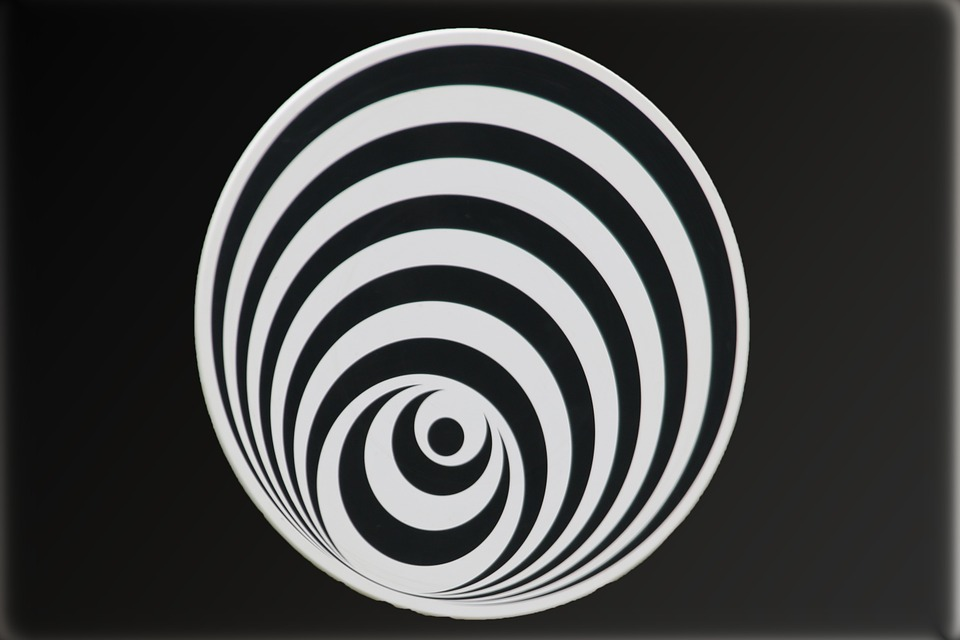 Spiral, Funnel, Turn, Circle, Rings, Hypnosis