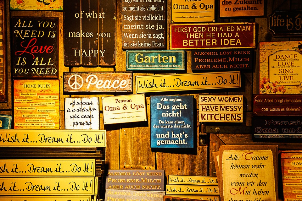 Signs, Proverbs, Cheeky, Funny, Wise, Thoughtful