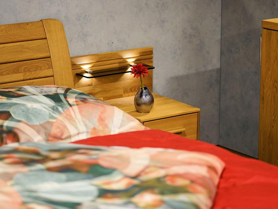 Hotel, Room, Bed, Bedroom, Bed Linen, Furniture, Sleep