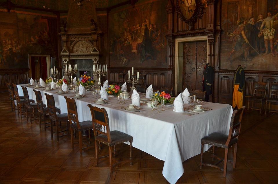 Furniture, Chair, Dining, Restaurant