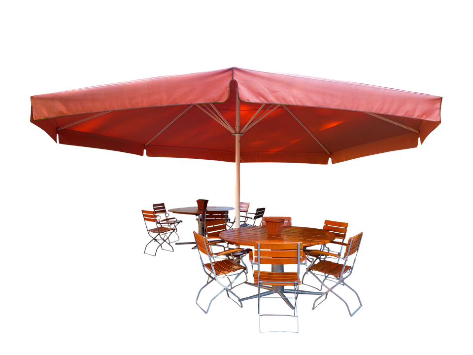Furniture, Leisure, Garden, Garden Furniture, Table