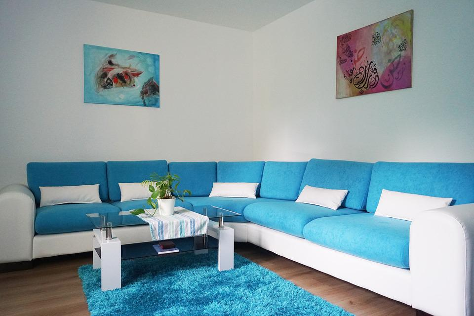 Furniture, Room, Sofa, Within, Apartment, Seat, Table