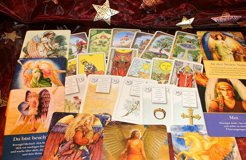 Oracle Cards, Fortune Telling, Future Interpretation