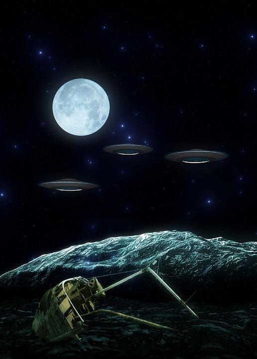 Science Fiction, Photo Montage, Futuristic, Forward