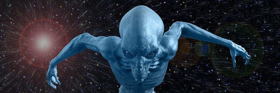 Alien, Science Fiction, Fantasy, Space, Futuristic