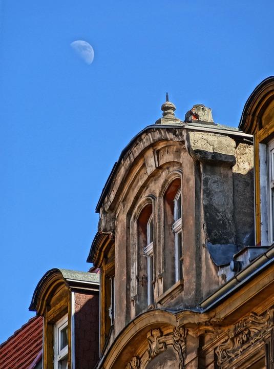 Gable, Pediment, Architecture, Facade, Exterior