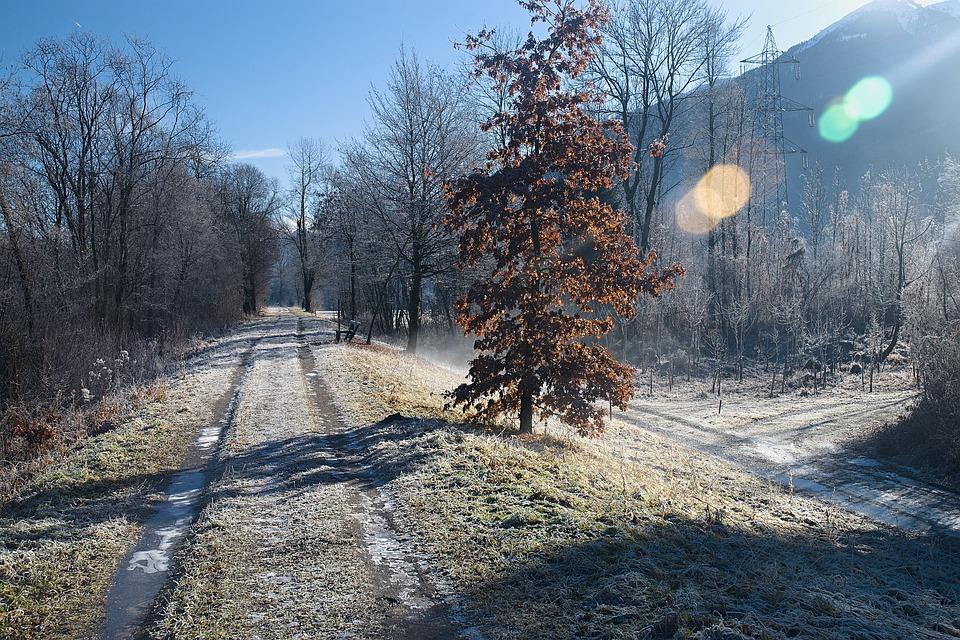 Rime, Austria, Alps, Flood Dam, Gail, Goderschach