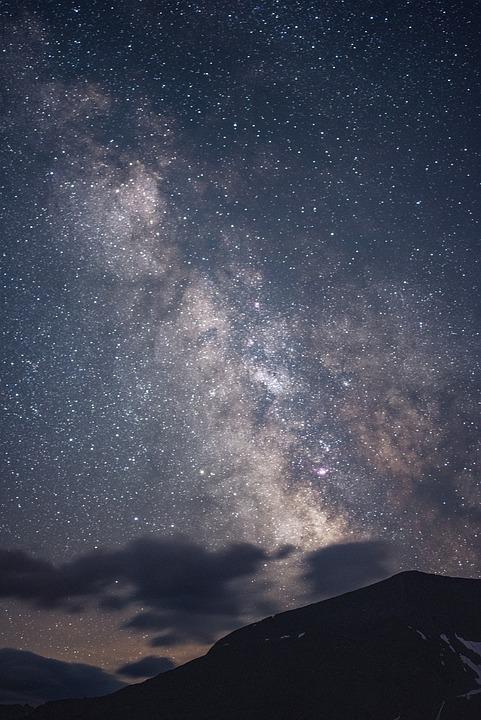 Astronomy, Galaxy, Sky, Space, Moon, Secret, Remote