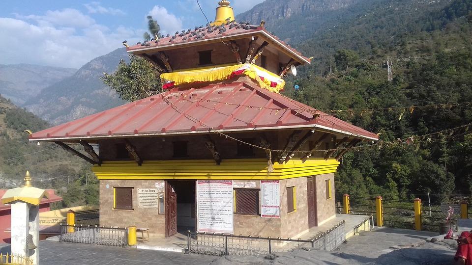 Galeshwor, Temple, Hindu, Nepal, Myagdi, Religion