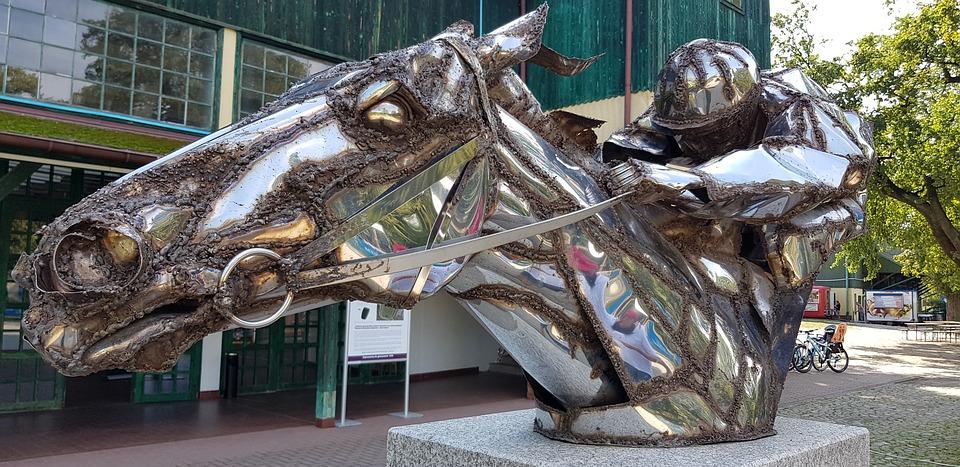 Jockey, On, Horse, Galop