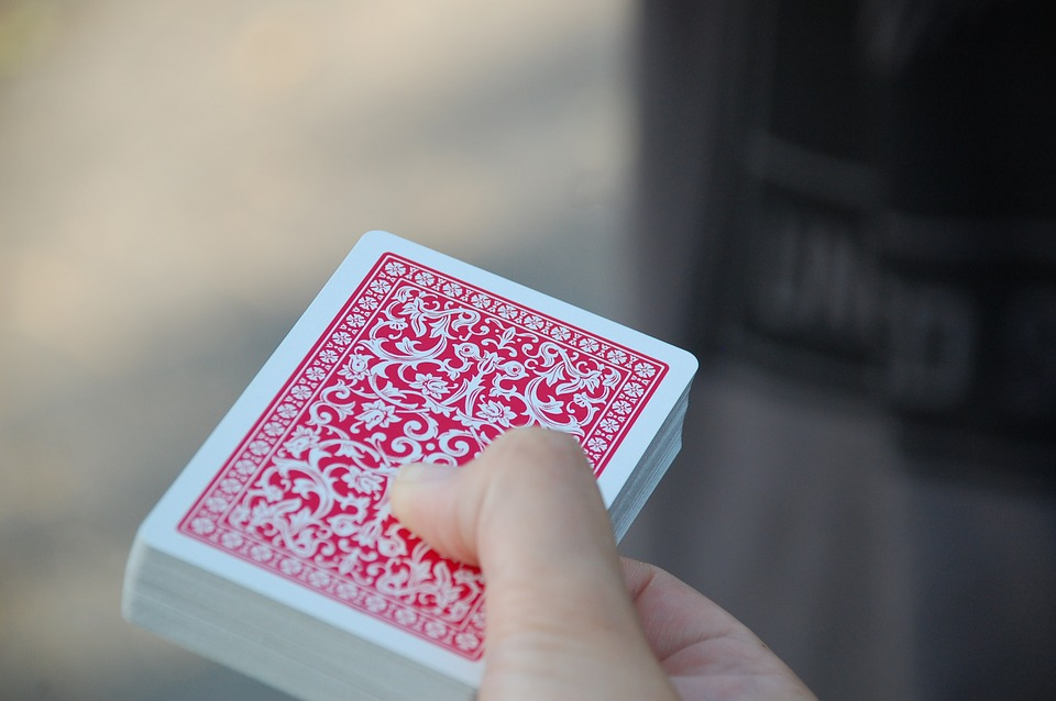 Cards, Poker, Game, Gamble, Play, Card Games, Magic