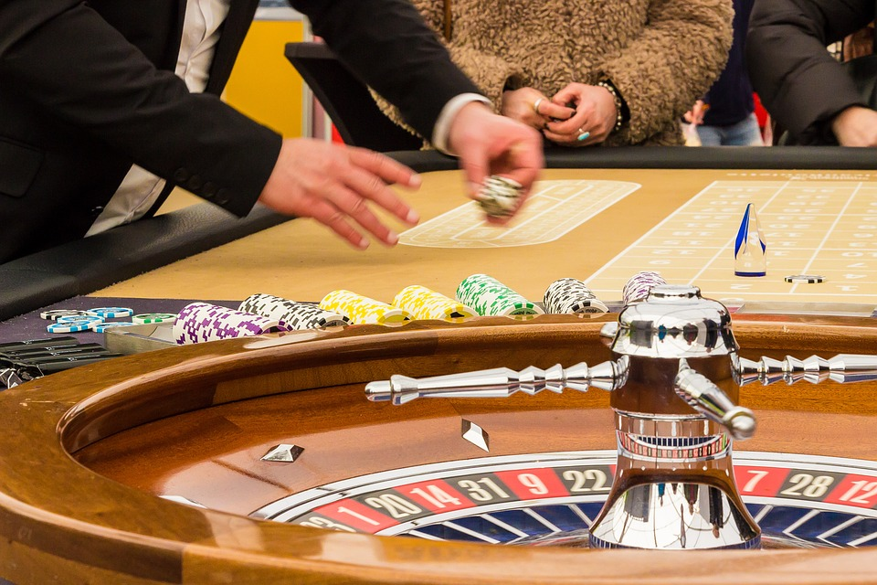 Roulette, Gambling, Game Bank, Game Casino, Profit