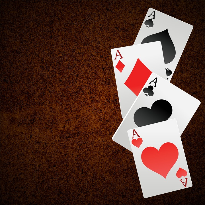Playing Cards, Ace, Gambling, Luck, Background