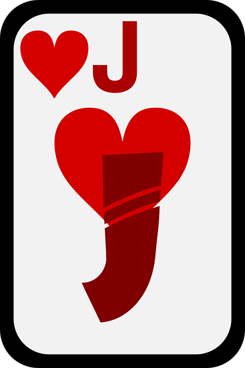 Hearts, Jack, Cards, Game, Play, Poker