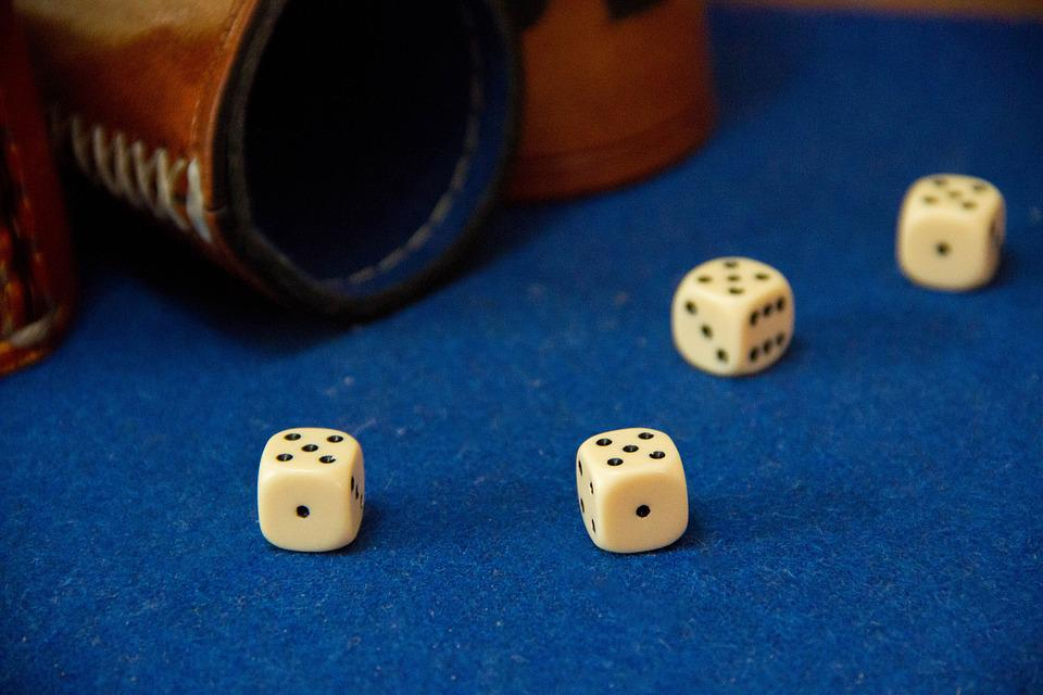 Dice, Cacho, Game Of Table