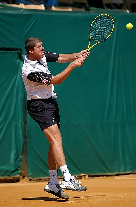 Tennis, Player, Competition, Racket, Game, Court, Play
