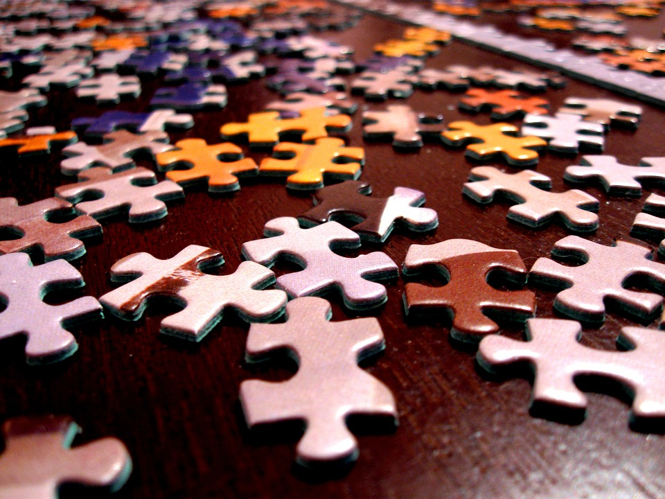 Puzzle, Game, Solution, Connection, Piece, Success