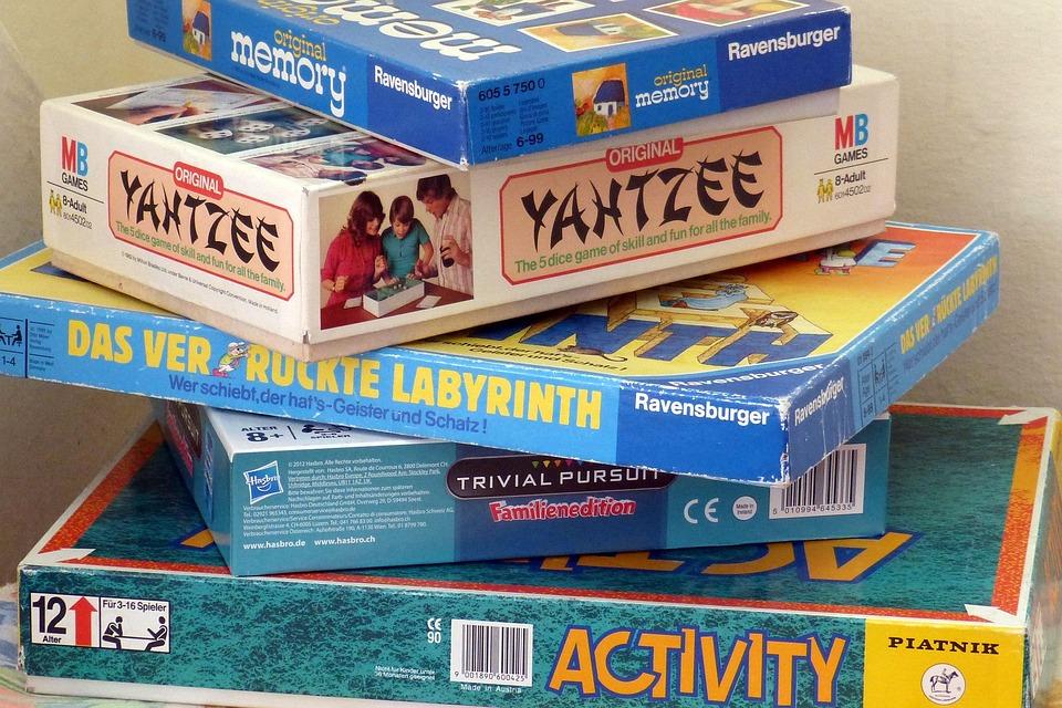 Board Games, Games, Gesellschaftsspiel, Fun