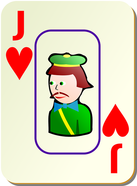 Hearts, Jack, Leisure, Card, Recreation, Games, Cards