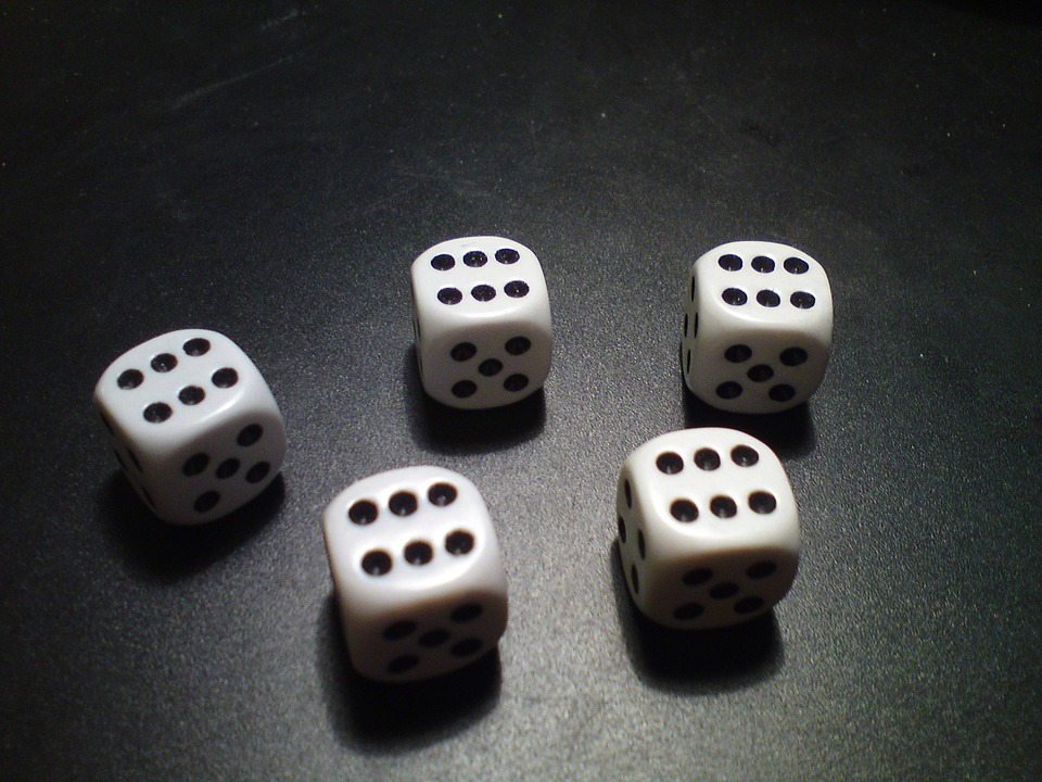 Dice, Games, Danger, Casino, Gaming