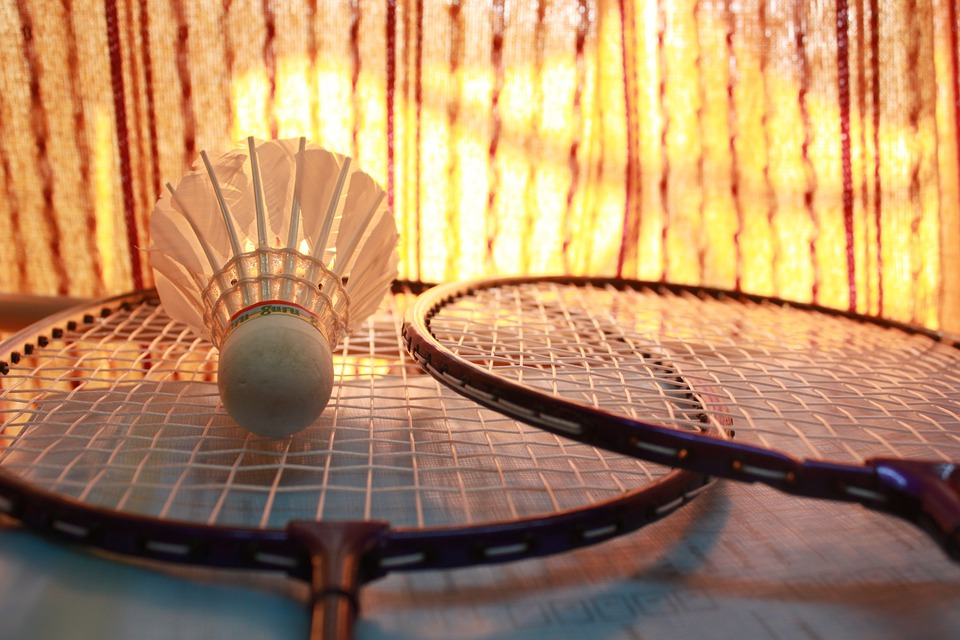 Badminton, Shuttlecock, Games, Sports, Sport, Racquet
