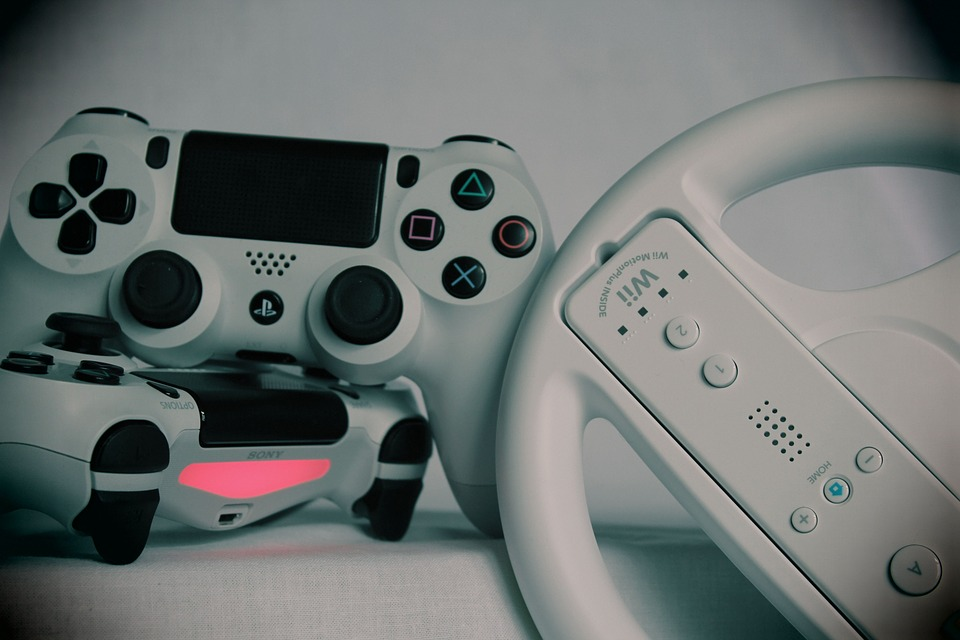 manette gaming ps4