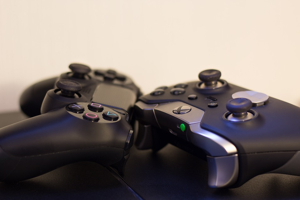 Games, Gaming, Consoles, Ps4, Gamepad, Video Game