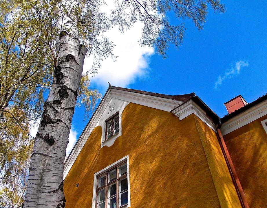 Facade, Gamla Enskede, Stockholm