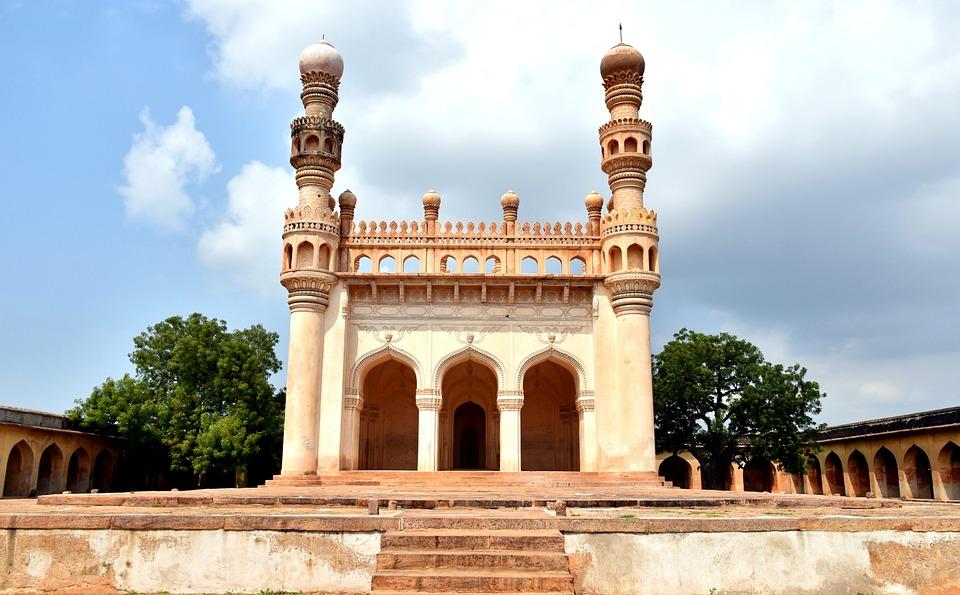 Gandikota, Juma Mosque, Heritage, Andhra Pradesh, India