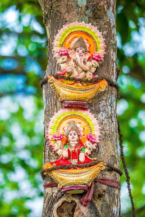 Ganesha, God, Hindu Gods, Elephant, Ganesh, Hindu