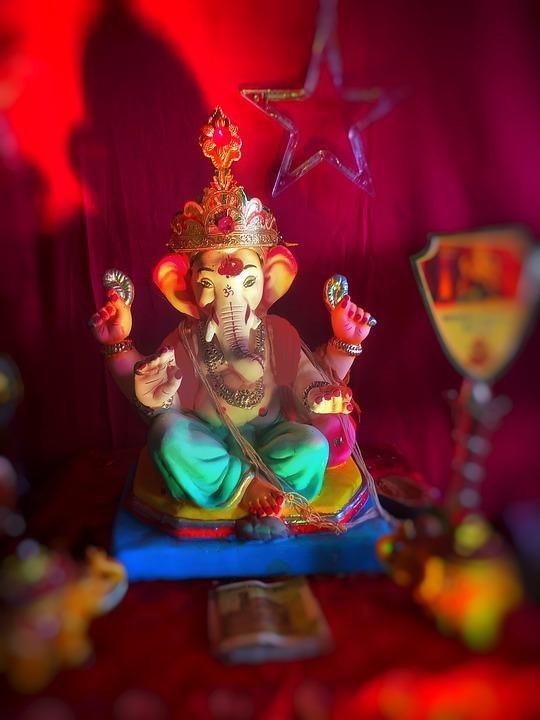 Ganesha, Hindu God, Hinduism, Deity, God, Ganpati