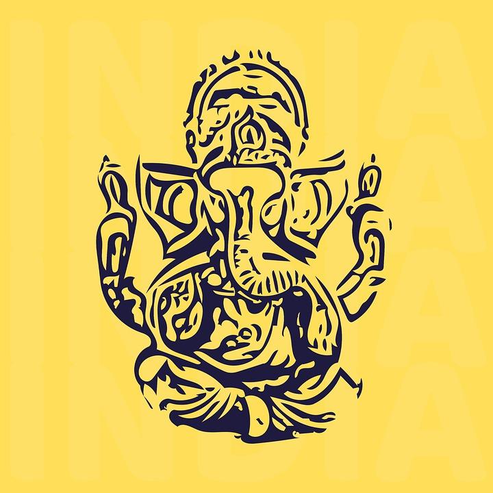 Ganesh, God, India, Hindu, Religion, Hinduism, Ganesha