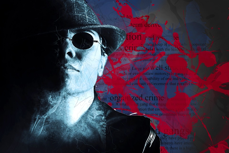 Gangster, Criminal, Gang, Dangerous, Crime