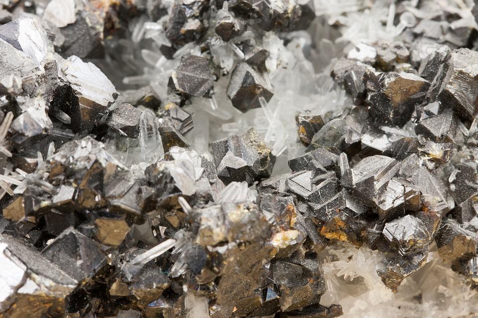 Crystal, Garbage, Nature, Batch, Resource